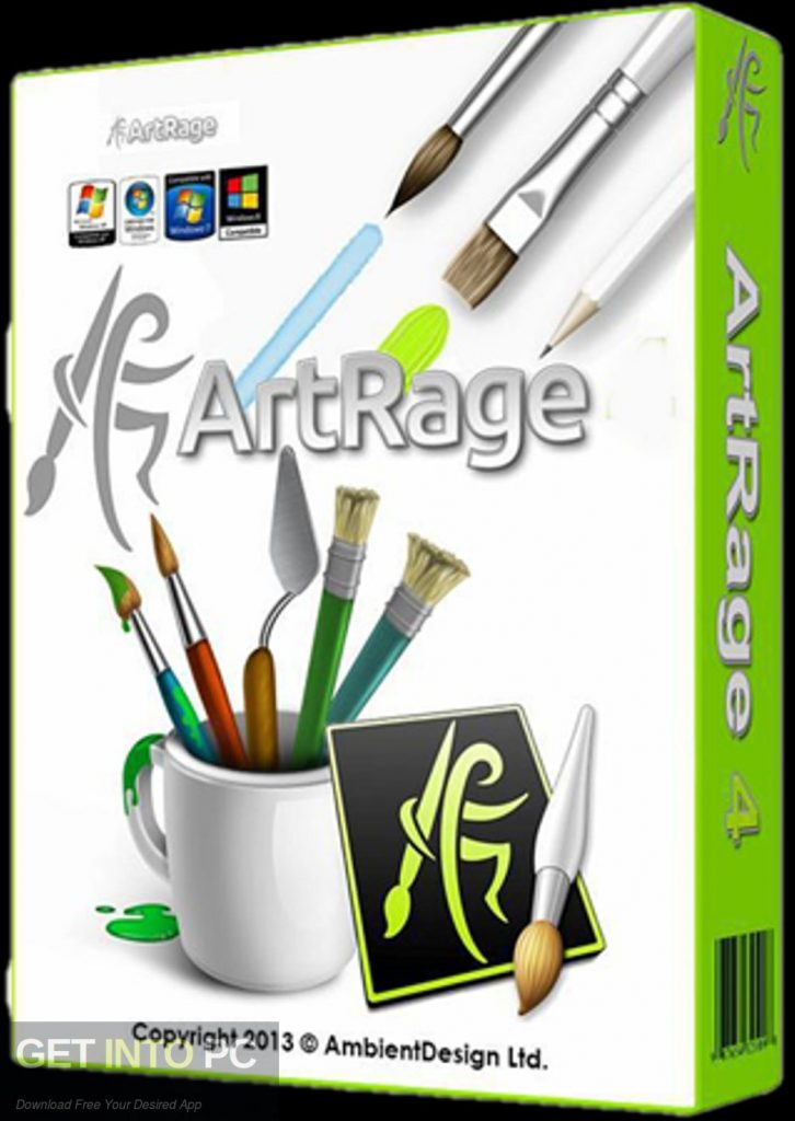 Ambient Design ArtRage 5.0.6 Free Download-GetintoPC.com