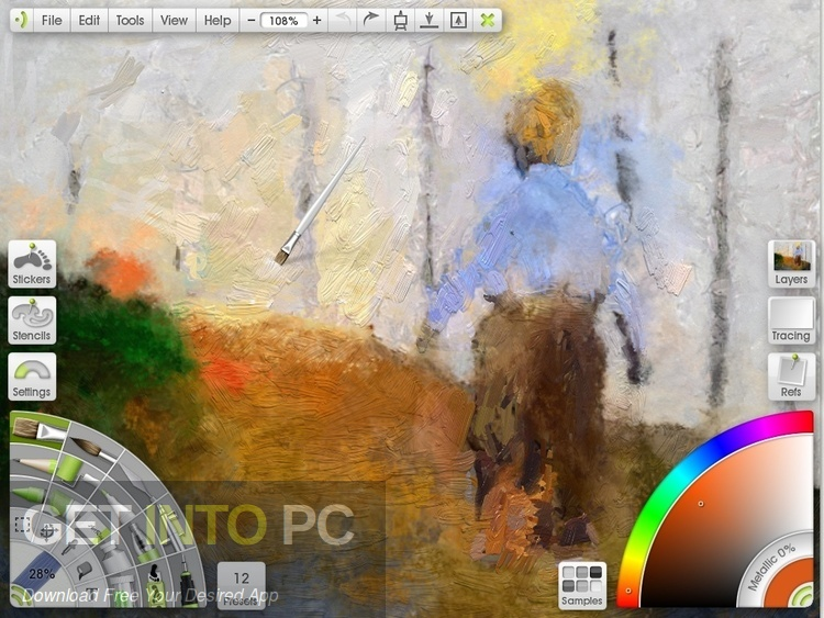 Ambient Design ArtRage 5.0.6 Latest Version Download-GetintoPC.com