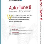 Antares Auto-Tune v8.1.1 Free Download