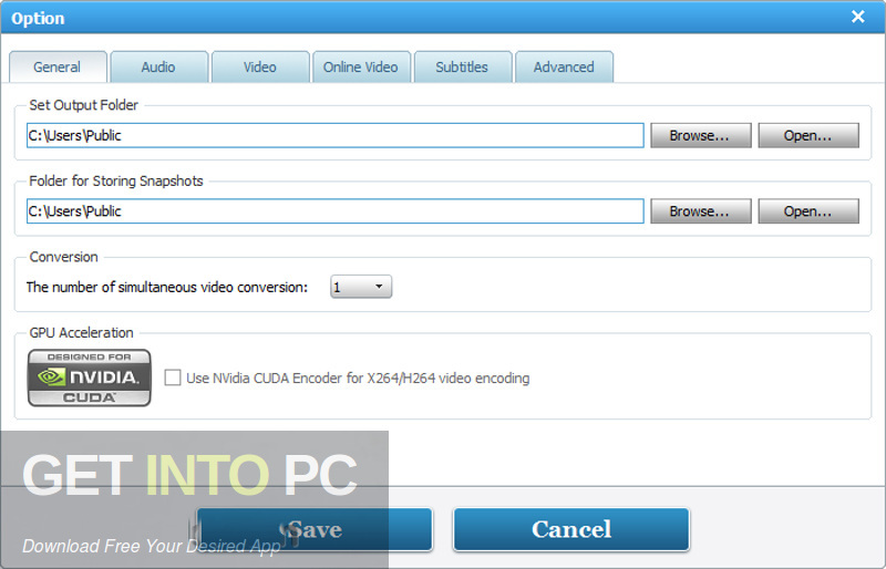 Any Video Converter Ultimate 6.2 Latest Version Download-GetintoPC.com