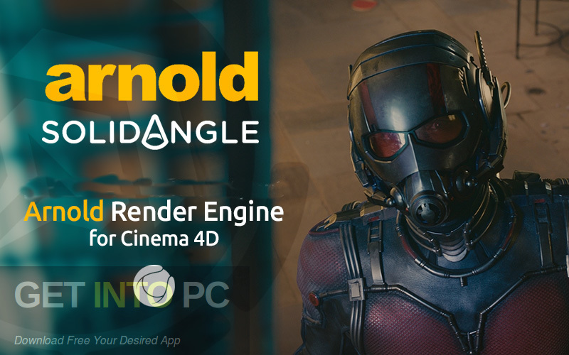 Arnold for Cinema 4D Free Download-GetintoPC.com