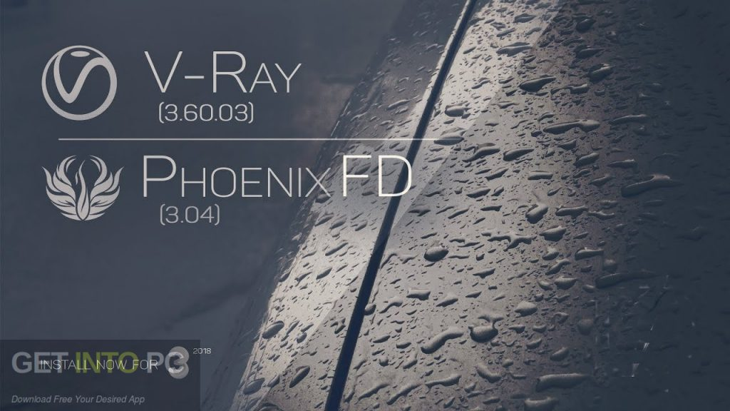 Autodesk 3Ds Max 2018 With V-Ray Phoenix FD Portable Free Download-GetintoPC.com
