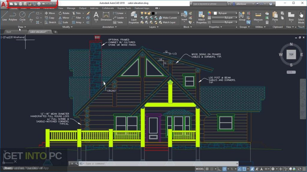 Autodesk AutoCAD Architecture 2019 Direct Link DOwnload-GetintoPC.com