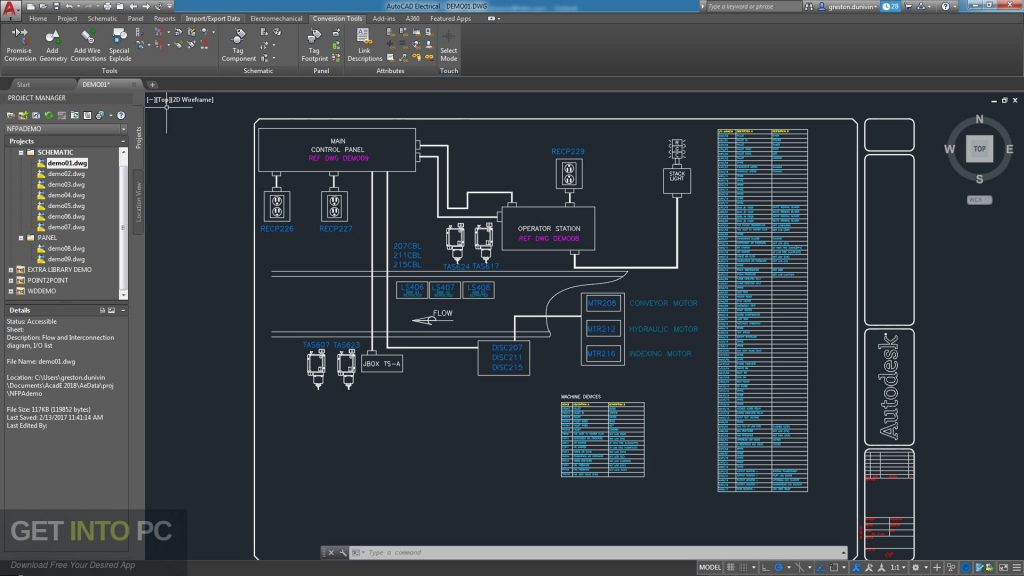 Autodesk AutoCAD Architecture 2019 Offline Installer Download-GetintoPC.com