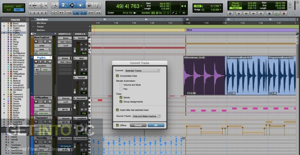 Pro Tools | Ultimate Trial ... Master Account gives you access to software downloads, in-app purchases, support, community forums, and more across Avid sites. You must use a valid email address that you own. Make sure your computer meets the minimum sys ...