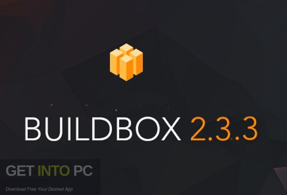 Buildbox 2.3.3 Free Download-GetintoPC.com