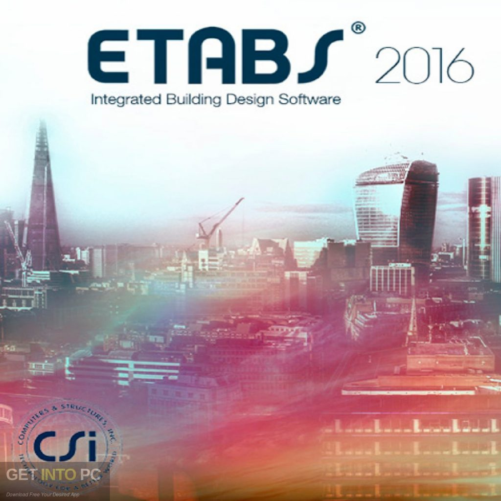 CSI ETABS 2016 Free Download-GetintoPC.com