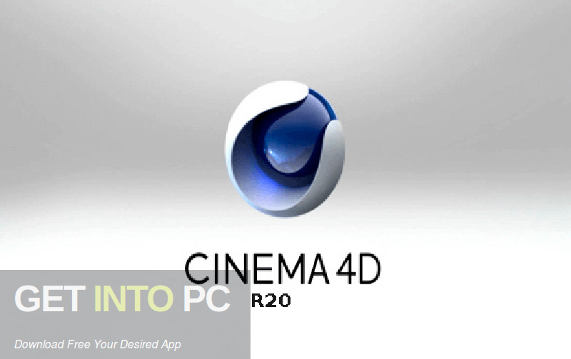 Cinema 4D Studio R20 Free Download-GetintoPC.com