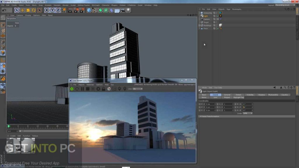 Cinema 4D Studio R20 Free Download