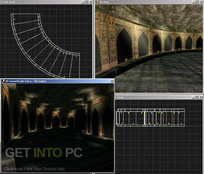 Conitec 3D Gamestudio A6 Pro Direct Link Download-GetintoPC.com