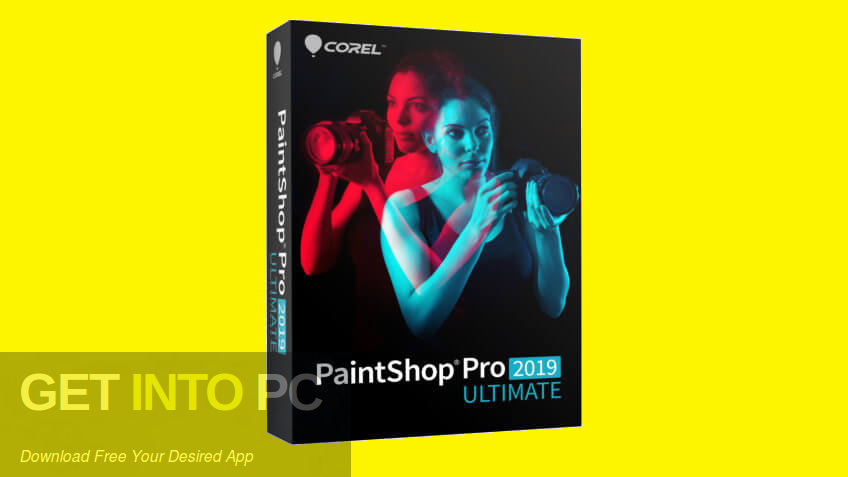 Corel PaintShop Pro 2019 Ultimate Free Download-GetintoPC.com