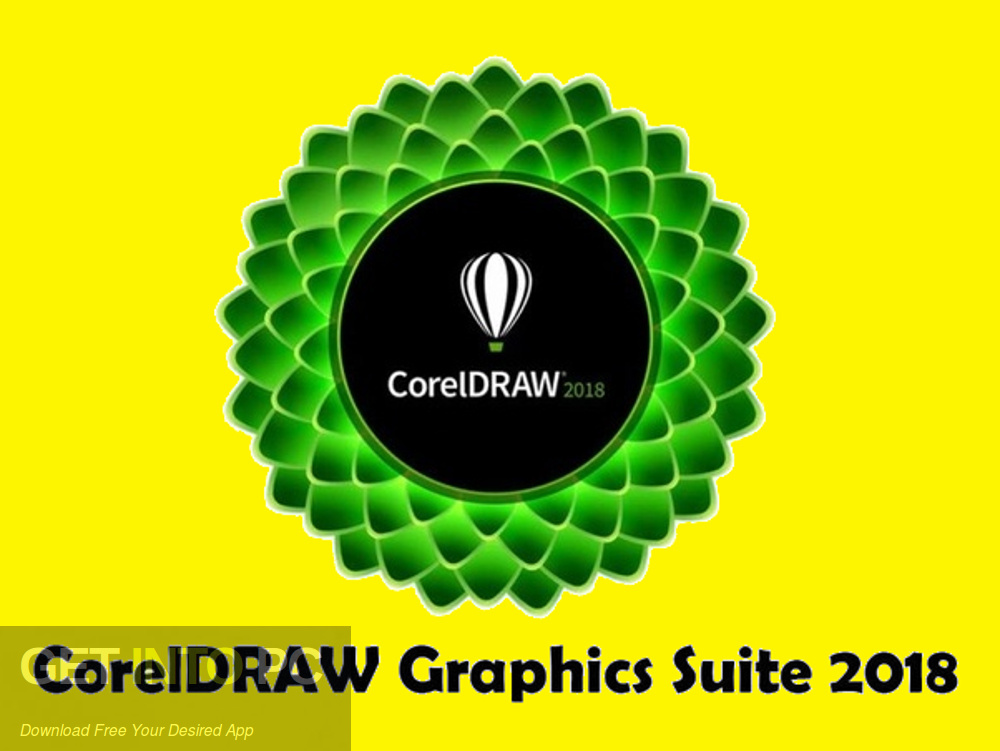 CorelDRAW Graphics Suite 2018 Repack Free Download-GetintoPC.com