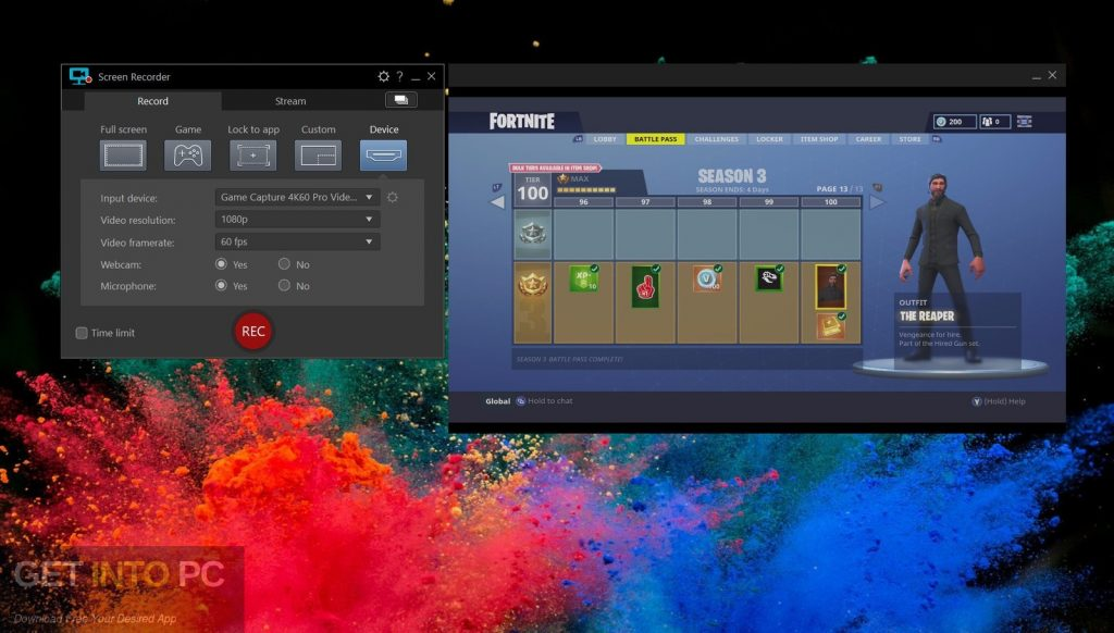 CyberLink Screen Recorder Deluxe 3 Latest Version Download-GetintoPC.com