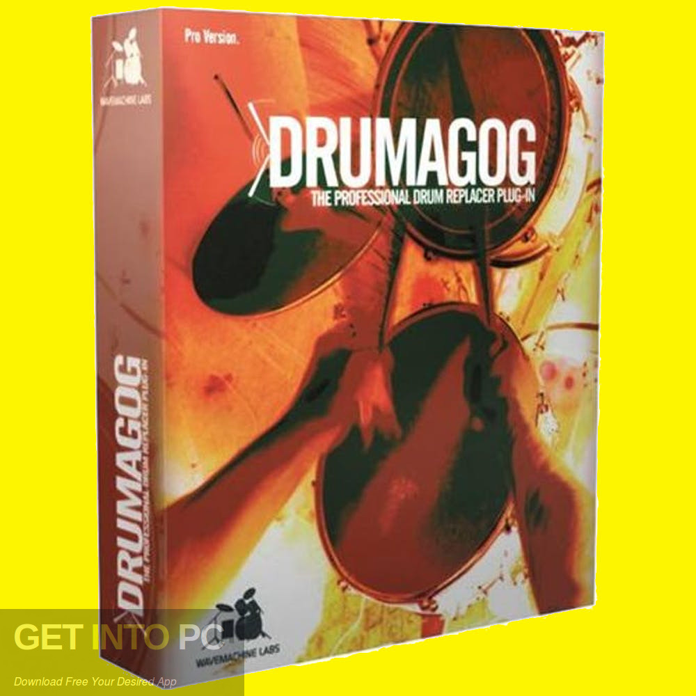 Drumagog Platinum 5 + Library Free Download-GetintoPC.com