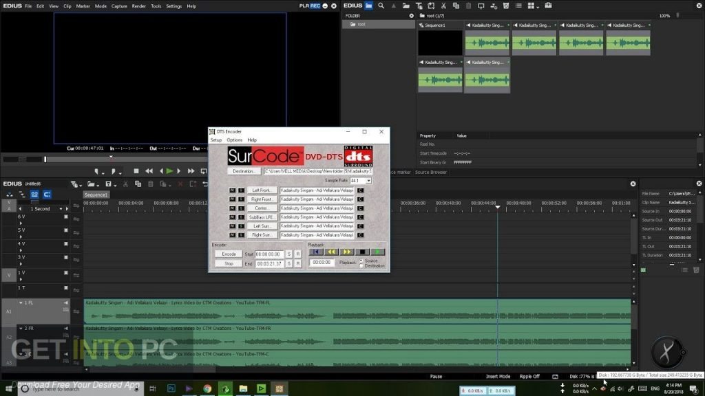 Edius Pro 8.53 Latest Version Download-GetintoPC.com