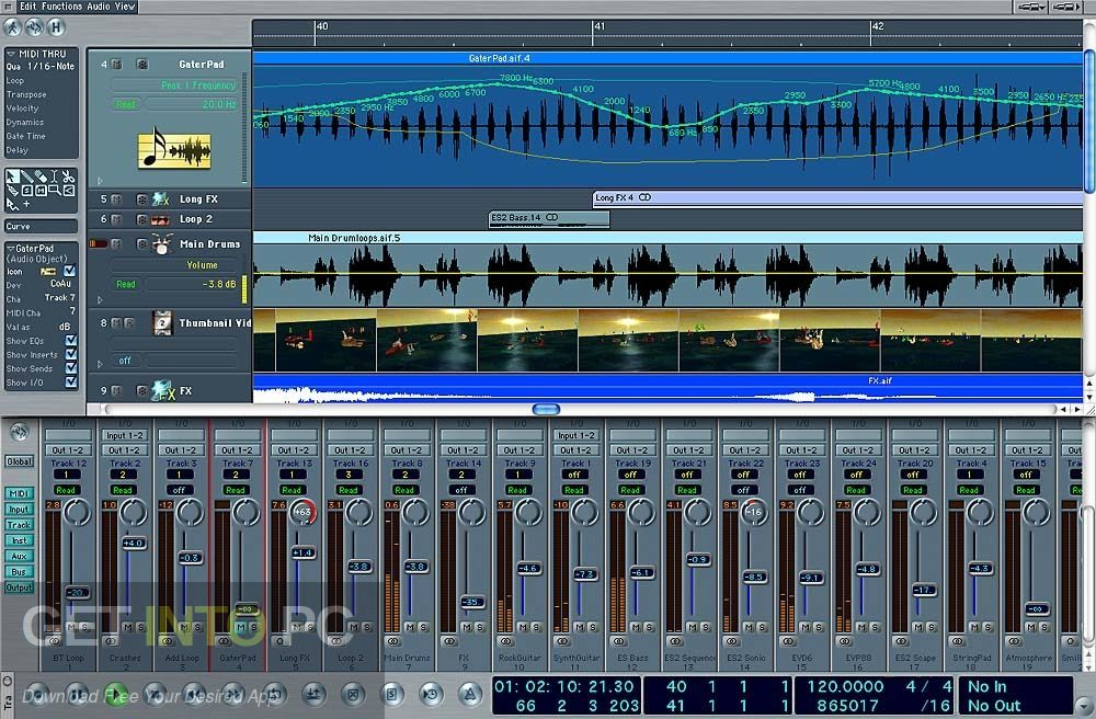 Emagic Logic Audio Platinum Direct Link Download-GetintoPC.com