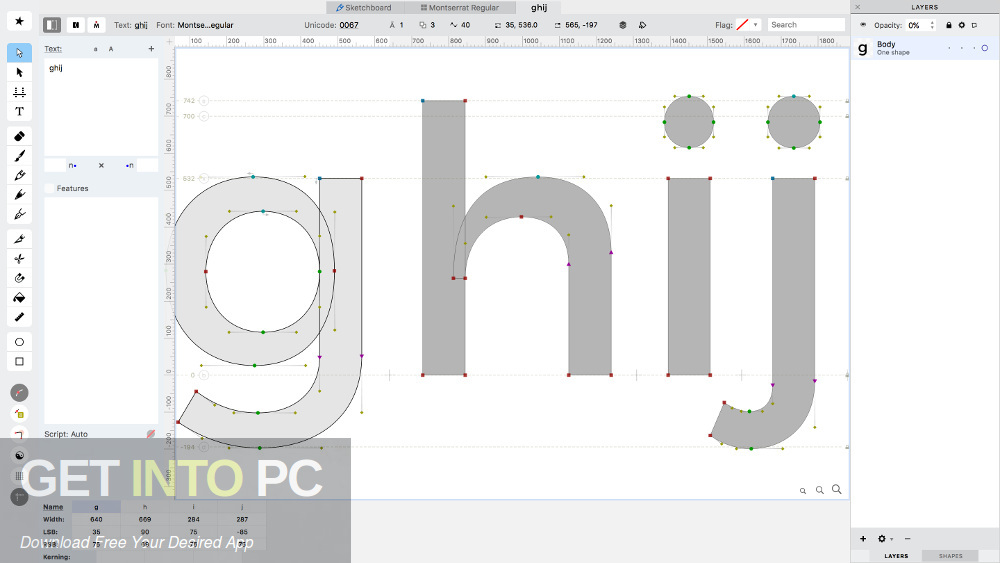 FontLab VI 6 Direct Link Download-GetintoPC.com