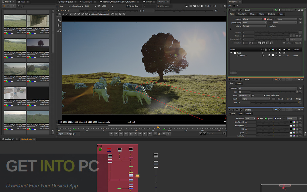 Foundry Nuke Studio 11 Latest Version Download-GetintoPC.com