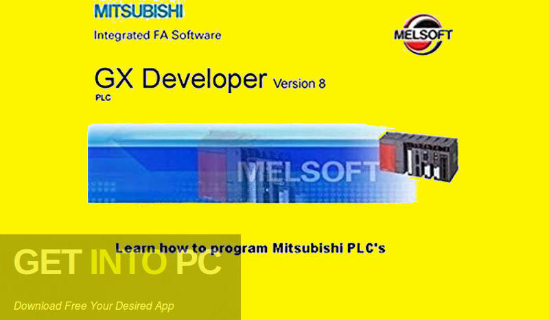 GX Developer Free Download-GetintoPC.com