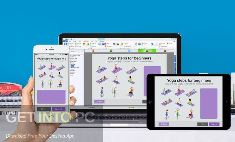 Lectora Inspire 17.1.6 Latest Version Download-GetintoPC.com