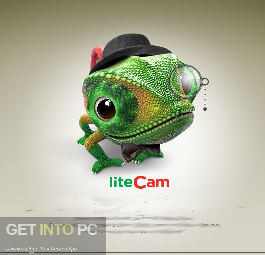 LiteCam Recording Software HD Free Download-GetintoPC.com