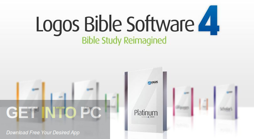 Logos Bible Software 4 Platinum Free Download-GetintoPC.com