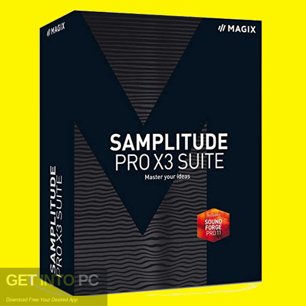 MAGIX Samplitude Pro X3 Suite Free Download-GetintoPC.com