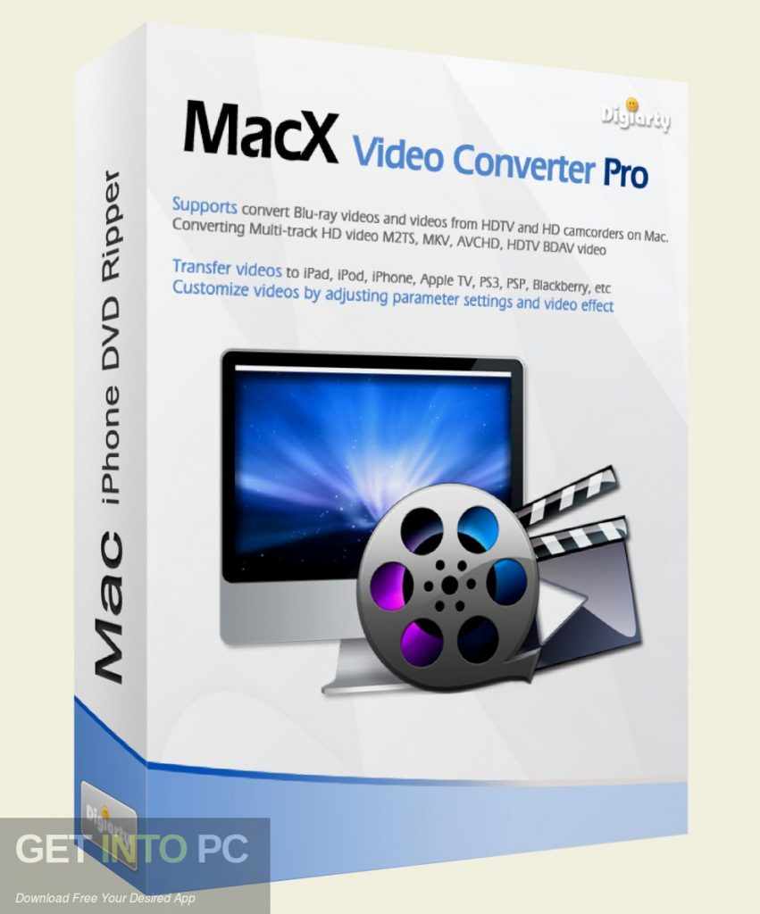 MacX HD Video Converter Pro Free Download-GetintoPC.com