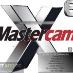 MasterCAM X6 Free Download
