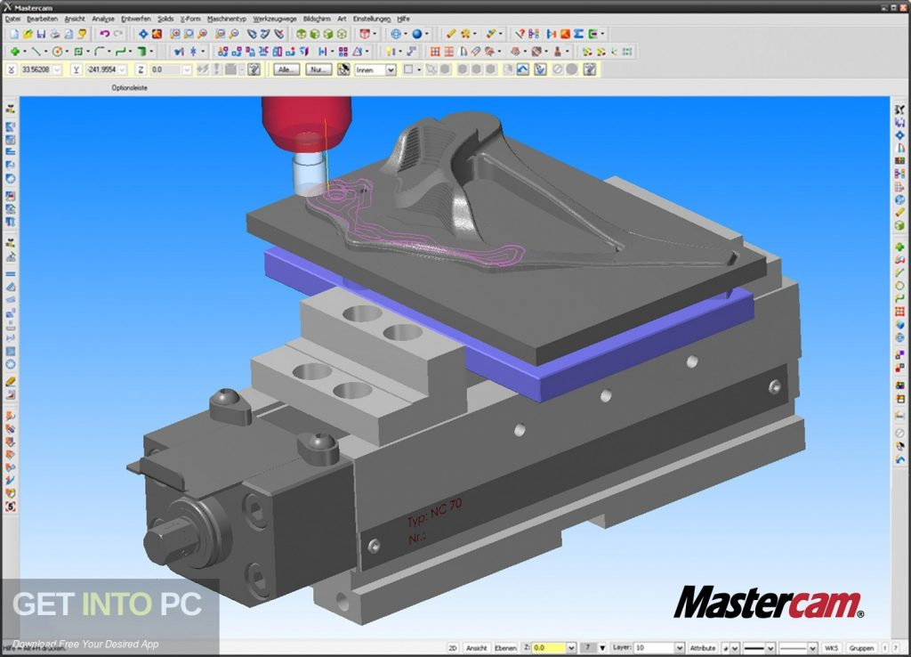 MasterCAM X6 Latest Version Download-GetintoPC.com