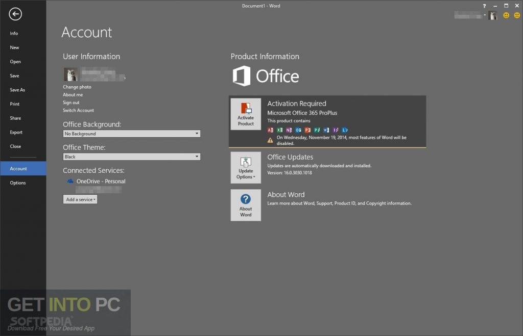 Office 2019 Pro Plus Direct Link Download-GetintoPC.com