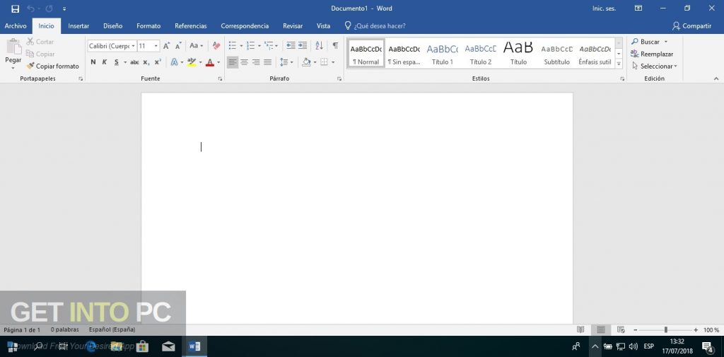 Office 2019 Pro Plus Latest Version Download-GetintoPC.com