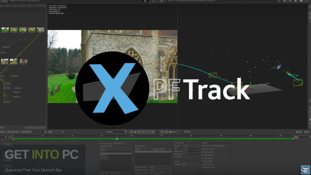 PFTrack 2015 Free Download-GetintoPC.com
