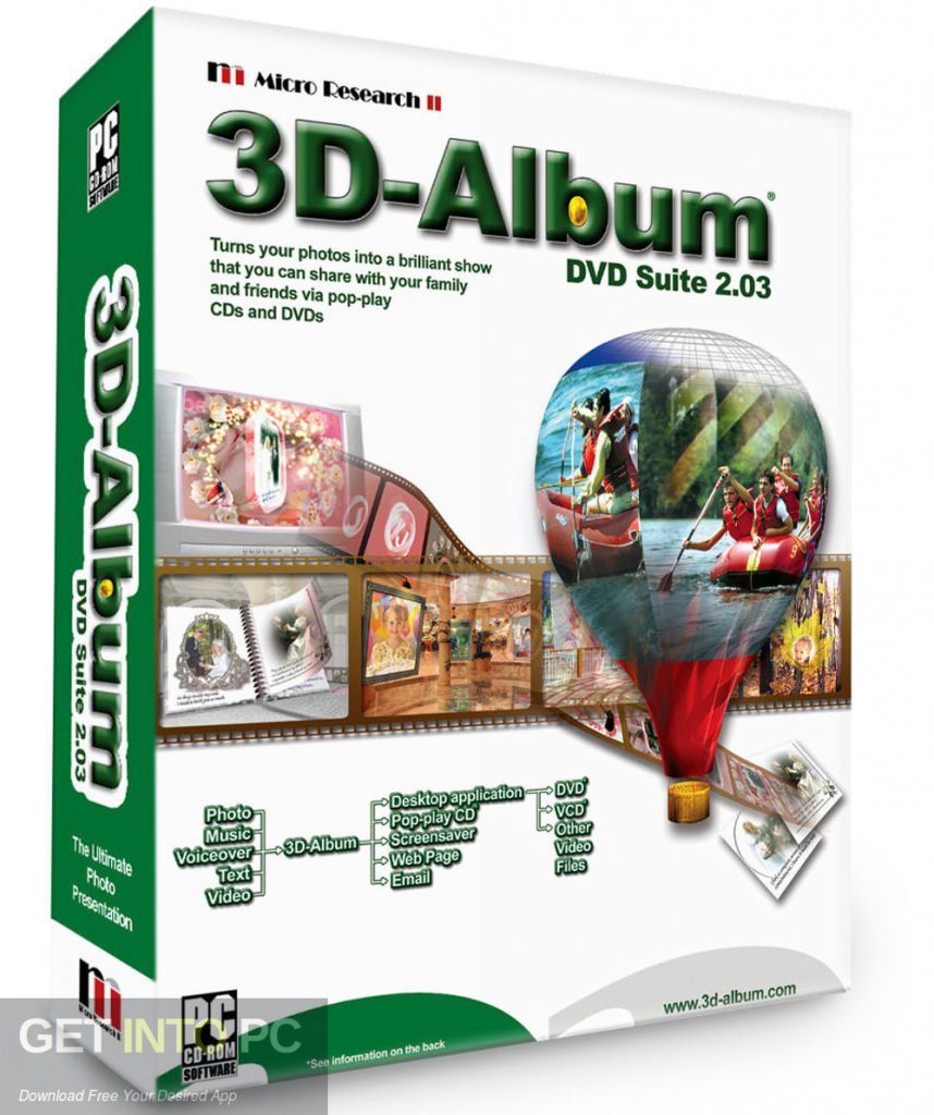 Photo! 3D Album Free Download-GetintoPC.com
