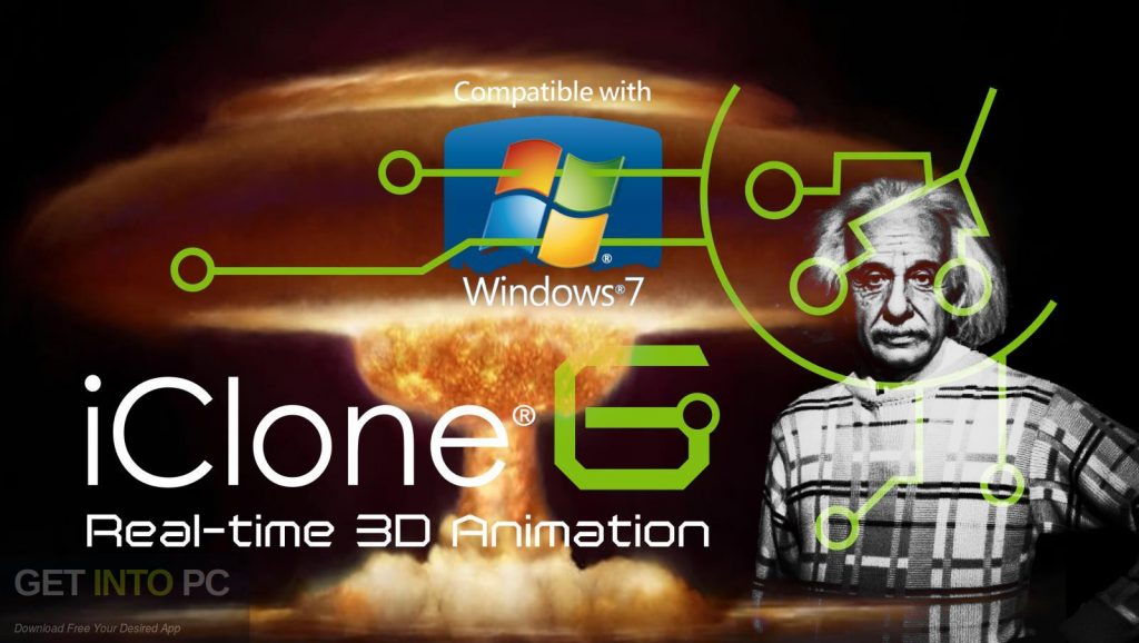 Reallusion iClone Pro 6.5 Free Download-GetintoPC.com