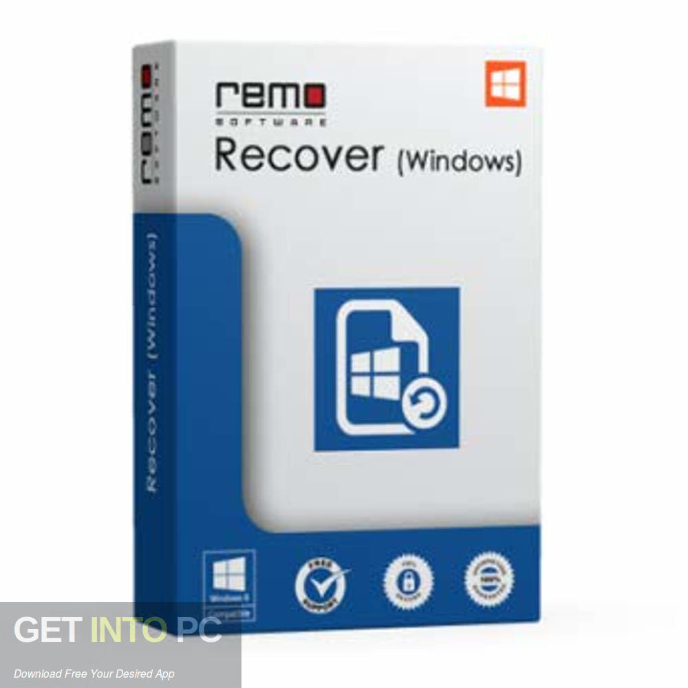 Remo Recover Pro Edition Free Download-GetintoPC.com