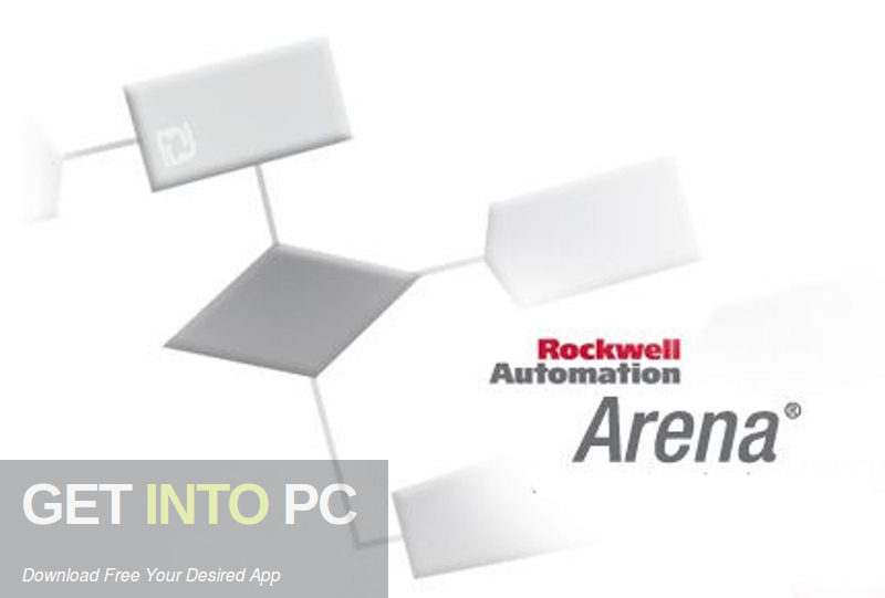 Rockwell Automation Arena v14 Free Download-GetintoPC.com