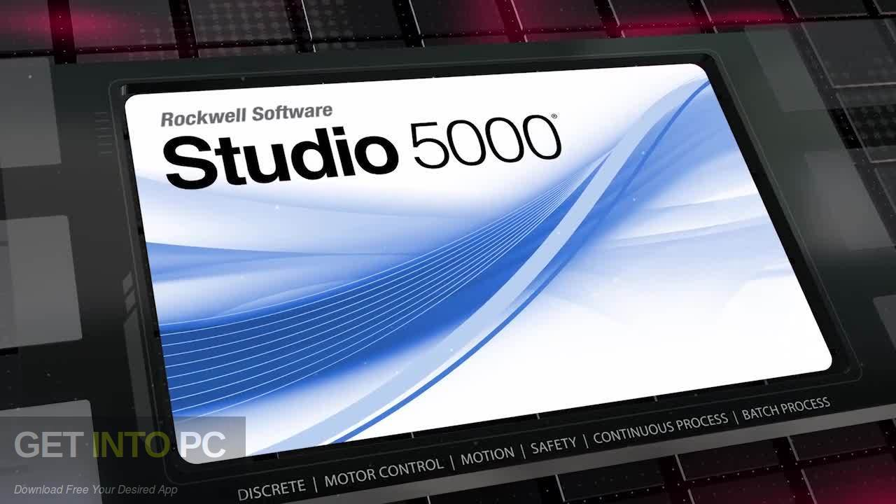 Rockwell Software Studio 5000 v28.0 Free Download-GetintoPC.com