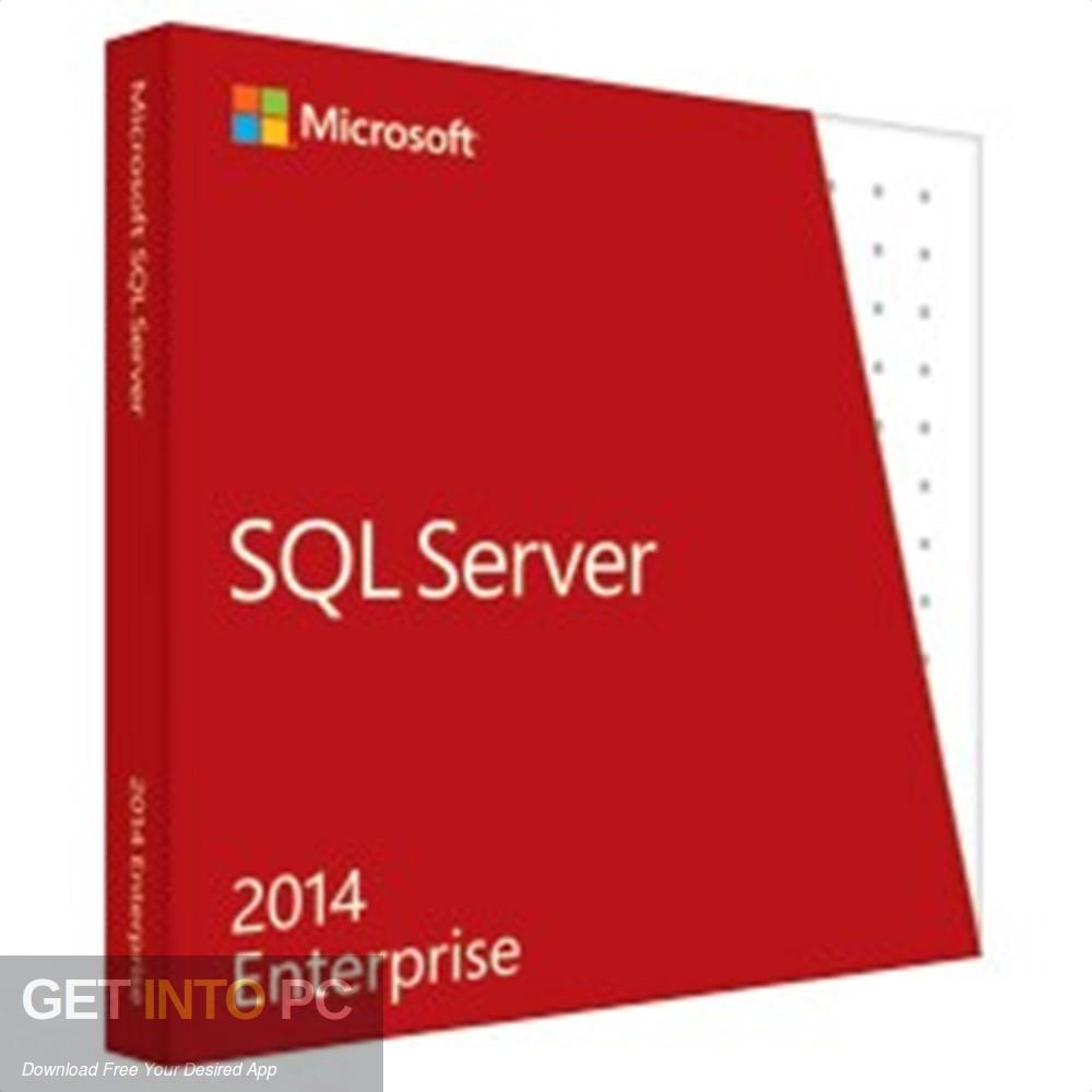 SQL Server 2014 Enterprise Free Download-GetintoPC.com