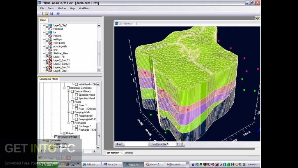 Schlumberger Visual MODFLOW Flex 2015 Latest Version Download-GetintoPC.com