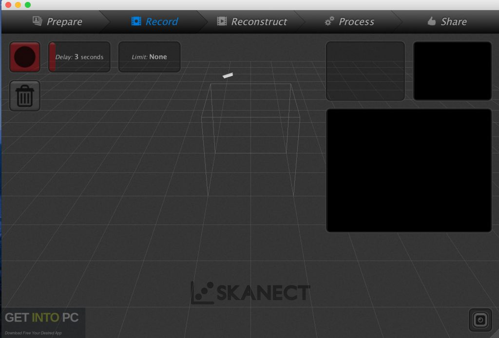 Skanect Pro 1.8.4 Latest Version Download-GetintoPC.com