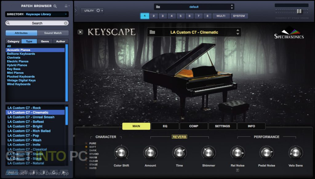 Spectrasonics Omnisphere 2 Offline Installer Download-GetintoPC.com