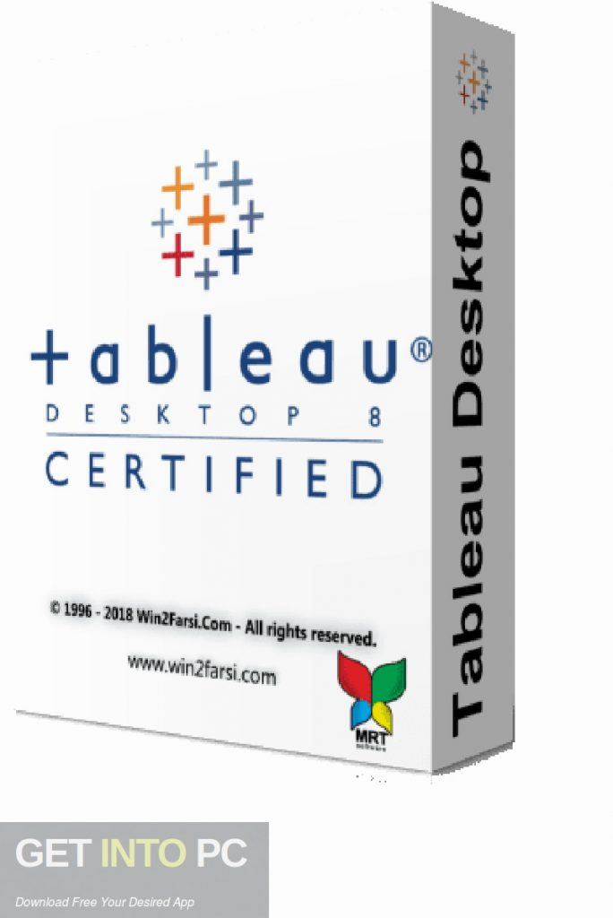 Tableau Desktop Professional 2018.2 Free Download-GetintoPC.com