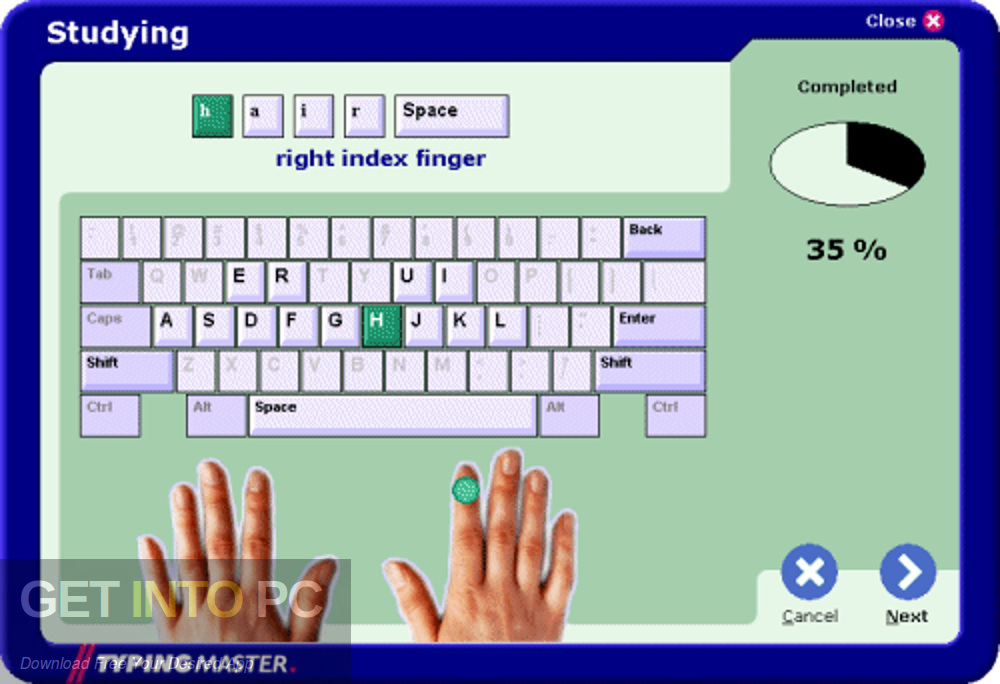 Typing Master Pro 10 Latest Version Download-GetintoPC.com