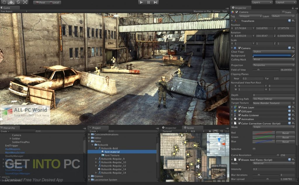 Unity Pro 2018.2 Direct Link Download-GetintoPC.com