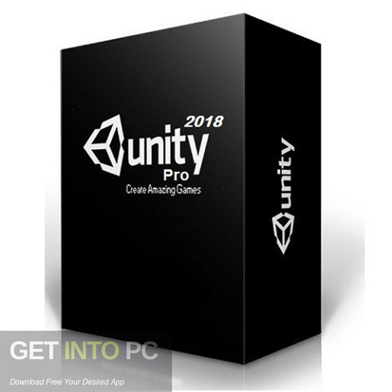Unity Pro 2018 3 + Addons + Support Files Free Download