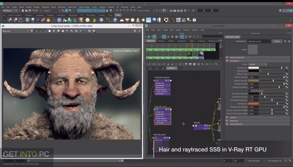 V-Ray For Maya 2015 Latest Version Download-GetintoPC.com