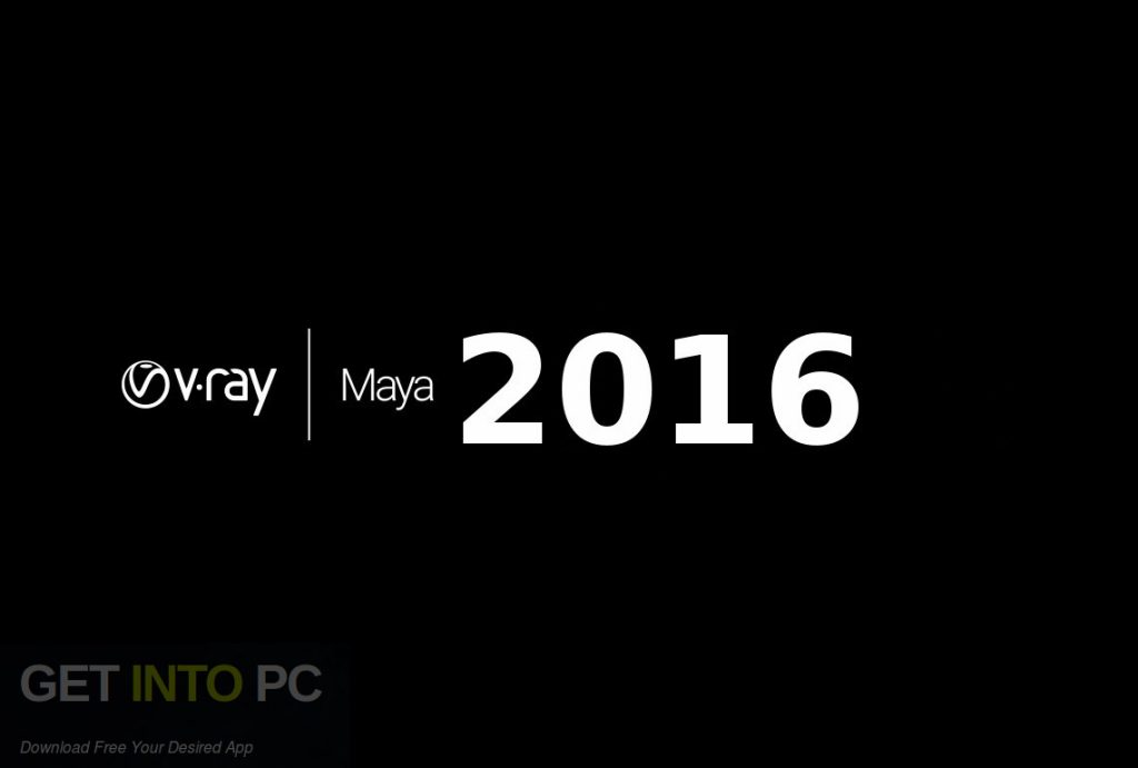 V-Ray For Maya 2016 Free Download-GetintoPC.com