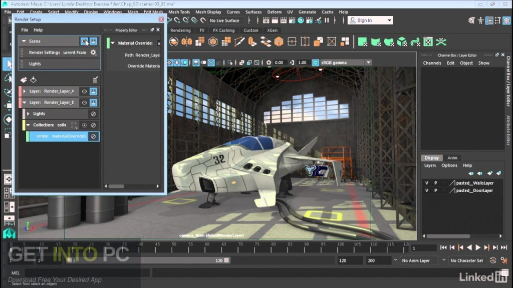 Download V-Ray For Maya 2016 5