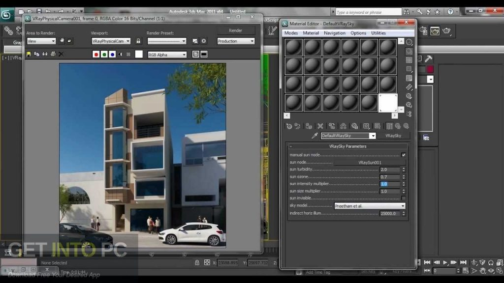 V-Ray for 3ds Max 2009 2010 2011 2012 Direct Link Download-GetintoPC.com